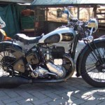 BSA M20 with Sidecar, 500cc, 1934