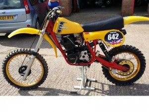 PLS Yamaha for sale at Owens Moto Classics