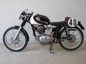 Morini Gran Turismo - Owens Moto Classics