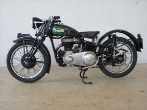 Benelli 500 - Owens Moto Classics