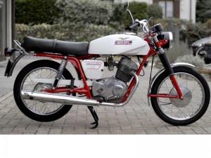 Moto Guzzi Stornello Turismo - Owens Moto Classics