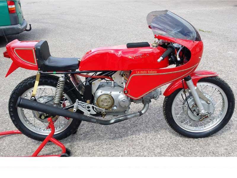 Aermacchi Ala d'Oro, 350cc