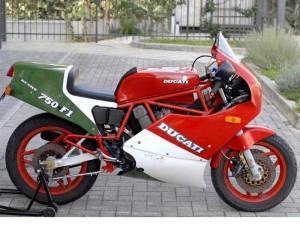 Ducati F1 - Owens Moto Classics