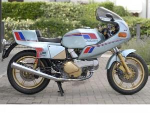 Ducati Pantah - Owens Moto Classic