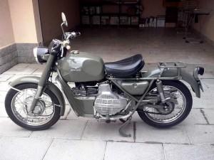Guzzi Falcone - Owens Moto Classics