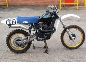 KTM 600 Owens Moto Classics