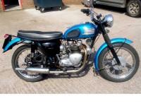Triumph T100 - Owens Moto Classics