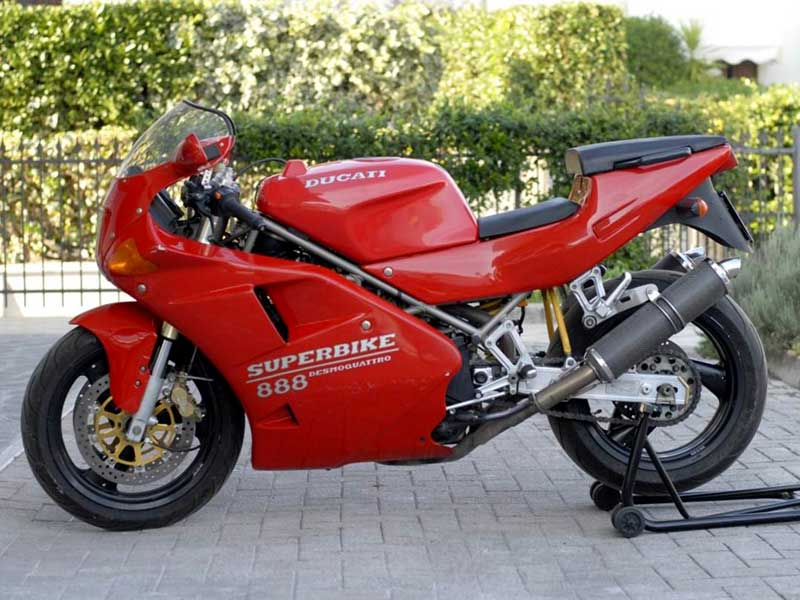 Ducati 888 Strada, 1994
