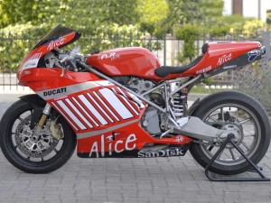 Ducati 999R for sale at Owens Moto Classics