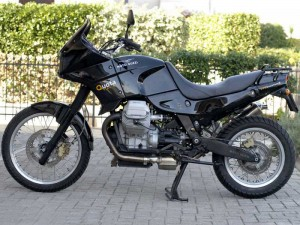 Moto Guzzi Quota1100 for sale at Owens Moto Classics, Stafford UK