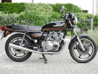 Suzuki GS 750 E for sale at Owens Moto Classics
