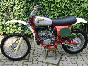 Beta CR 250 for sale at Owens Moto Classics