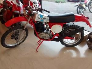 Maico GS 250 at Owens Moto Classics
