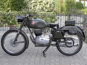Gilera 175 Military for sale at Owens Moto Classics