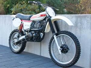Yamaha HL 500 for sale at Owens Moto Classics