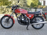 Moto Morini 3.5 Tourismo for sale at Owens Moto Classics