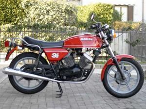 Moto Morini 3.5 Tourismo for sale at Owens Moto Classics