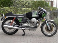 Moto Guzzi S3 for sale at Owens Moto Classics
