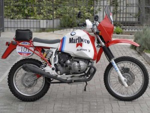 BMW R80 Dakar Replica for sale at Owens Moto Classics