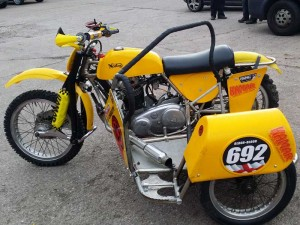 Norton Wasp for sale at Owens Moto Classics