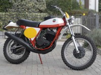 Laverda 2TR for sale at Owens Moto Classics