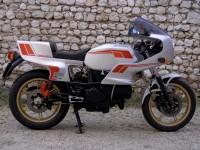 Ducati Pantah 600 at Owens Moto Classics