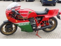 Ducati Mike Hailwood rep