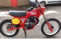 Fantic 125 RC