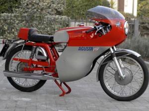 MV Agusta 125 gtls at Owens Moto Classics