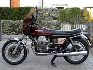 Moto Guzzi T4 at Owens Moto Classics