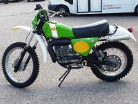 Moto Villa 250 ISDT replica