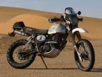Yamaha XT 500 Dakar