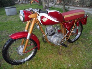 Ducati 98 Tourismo Special at Owens Moto Classics