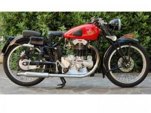 Gilera Sport, 1949 at Owens Moto Classics