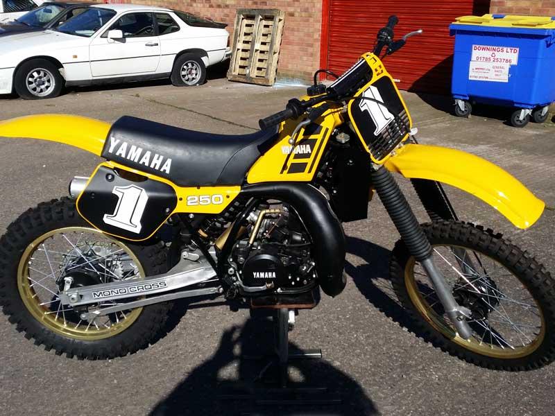 Yamaha Yz For Sale Uk