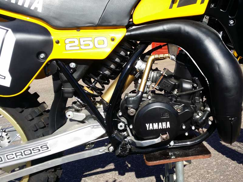 Yamaha Yz For Sale