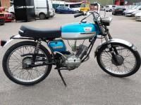 Moto Morini Corsarino ZZ at Owens Moto Classics