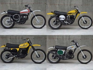 Off Road Bike Collection at Owens Moto Classics