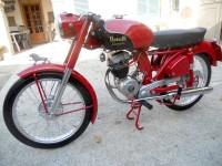 Moto Benelli Leoncino Sport, 125cc, 1955 at Owens Moto Classics