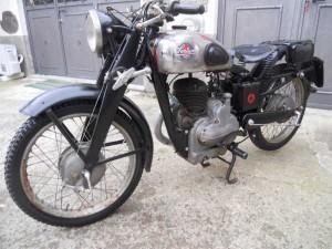 Sertum SV, 250cc, 1950 at Owens Moto Classics