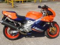 Laverda at Owens Moto Classics