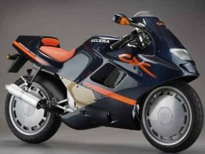 GIlera CX, 1991 at Owens Moto Classics