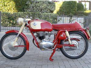 MV Agusta 150 Rapido Sport, 1960