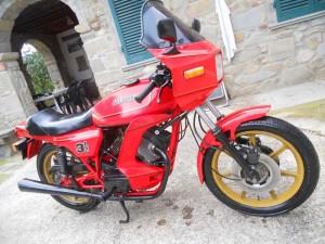 Morini 3.5 Sport, 1983 at Owens Moto Classics