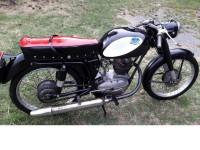 Mondial Champion, 125cc, 1959 at Owens Moto Classics