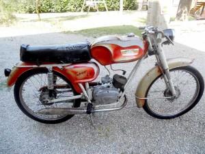 Negrini Sport, 50cc, 70s at Owens Moto Classics