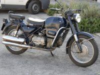 Moto Guzzi Falcone, 1972 at Owens Moto Classics