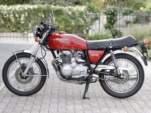 Honda 400/4, 1976 at Owens Moto Classics