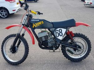 Aspes 125 CR, 1976 at Owens Moto Classics
