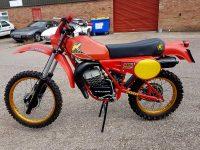 125 Kramer at Owens Moto Classics